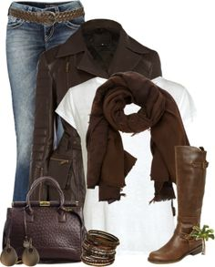 Get Inspired by Fashion: Winter Outfits   Browns