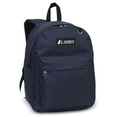Classic Backpack Dimension13 x 16.5 x 6.5 in Navy