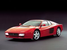 Ferrari 512 TR is a 12-cylinder mid-engine. The Pininfarina-designed automotive was initially produced from 1984 to 1991