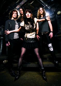 Halestorm, my new obsession.