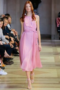 carolina herrera spring / summer 2016 new york