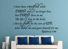 Galatians 2:20 - Google Search