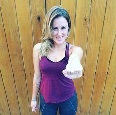 gripped hand A Climbing Workout, Climbing Wall, Finger Joint, New Series, Climbers, Camisole Top, Tank Tops, Fitness, Women