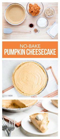 Perfect for Thanksgiving dessert!