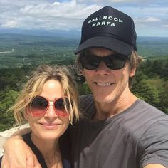 """It's been 30 years since Kevin Bacon and Kyra Sedgwick said """"I do,"""" but their love for each other has only gotten stronger. On Tuesday, the longtime Kyra Sedgwick, Kevin Bacon, Sosie Bacon, John Legend, Coming Home, Celebs, Celebrities, Celebrity Couples, Actor"""