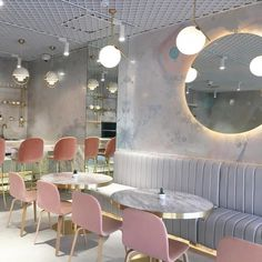 Home Decoration Inspiration Restaurant Interior Design, Shop Interior Design, Cafe Design, Interior Decorating, Mein Café, Café Restaurant, Café Bar, Coffee Shop Design, Decoration Inspiration