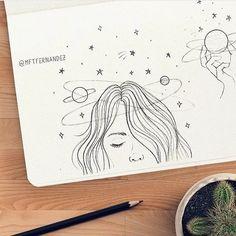 красивые картинки для срисовки в скетчбук легкие: 10 тыс изображений найдено в Яндекс.Картинках