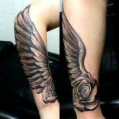 Tattoo Arbeit unserer Artisten