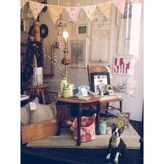 flower shop valentine's day window display ideas - Google Search