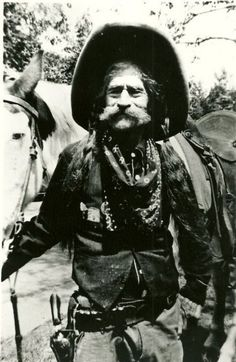 "memory63:  Frank Boardman ""Pistol Pete"" Eaton  (October 26, 1860 – April 8, 1958) was an American author, cowboy,  scout, Indian fighter, and Deputy U. S. Marshal for Judge Isaac C.  Parker. He was also known to throw a coin in the air, draw and shoot it  before it hit the ground."