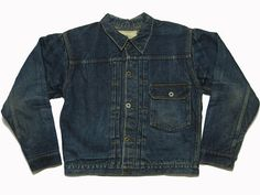Levi Strauss Lot 219 Jacket, c1922-1936