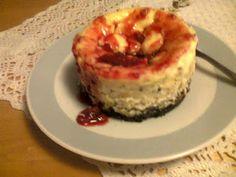 Adriana  Hobby: Cheesecake cu zmeură (cu căpşuni)