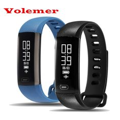 >> Click to Buy << Volemer Fashion Sport R5 pro Bluetooth 4.0 Call Message Reminder Passometer Blood Pressure Health Monitor Heart Rate Wristband #Affiliate
