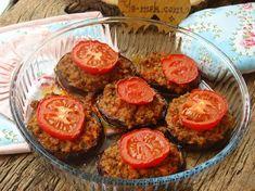 Fırında Patlıcan Oturtma Resimli Tarifi - Yemek Tarifleri