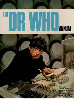 The Doctor Who Annual 1970, Troughtins third and final edition. One of the rarest to find nowadays.