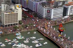 ACONTECE: Acompanhe a programação Oficial do Carnaval do Recife