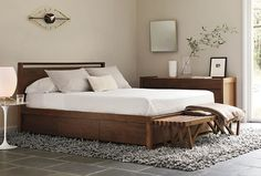 Bedroom, Beds, Mattresses, Pillows, Dressers - Design Within Reach