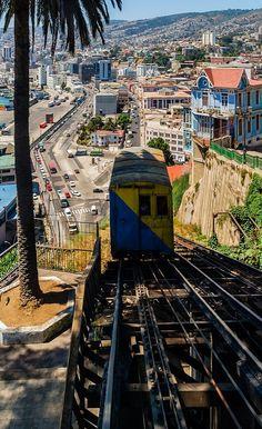 (Cerro Artilleria, Valparaíso, Chile