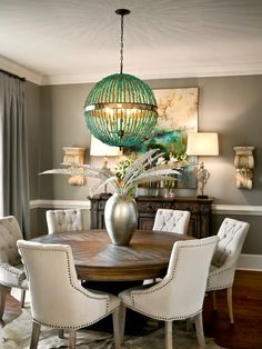 Pendant Lighting for Dining Room - Suspended from the ceilings in such a beautiful way using chains or rods, the pendant lighting brings light to where exactly homeowners need it the most. Unlike other usual lighting, this lighting does its work in such a way that it grabs attention and admiration. Even with the electricity off, it still makes a gorgeous accessory.  Not as complicated as chandelier yet it is more than just a round light bulb. With variety of sizes, styles and shapes from…