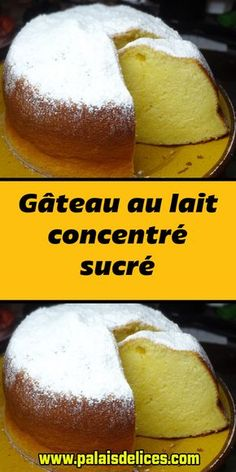 Discover recipes, home ideas, style inspiration and other ideas to try. Milk Recipes, Sweet Recipes, Cake Recipes, Cooking Recipes, Cooking Blogs, Bolo Cake, Gateau Cake, Recipe Using Milk, Sweet Condensed Milk