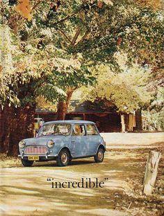 Morris Minor 850