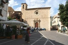 Anversa degli Abruzzi, Italia<3  Where my family is from!  The church straight ahead is where my parents got married.  :)
