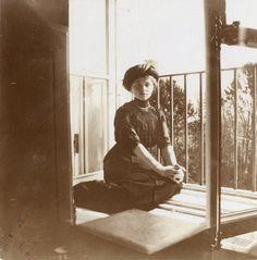 Olga Nikolaevna. Tsarskoye Selo