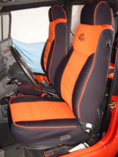 Elegant Jeep Seat Cover Gallery