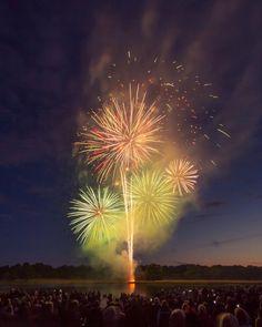 Fireworks at Tatton Park