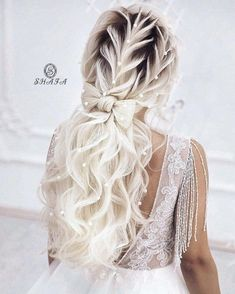 diy ponytail hairstyle ideas for you 20 ., diy ponytail hairstyle ideas for you 20 Box Braids Hairstyles, Pretty Hairstyles, Wedding Hairstyles, Hairstyle Ideas, Hair Ideas, Peinado Updo, Pretty Hair Color, Gorgeous Hair, Prom Hair