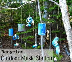 Outdoor Music Station