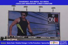 Creative Outdoor Advertising Through Billboards for Automobiles At Grant Road - Global Advertisers