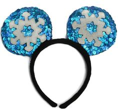 Disney's Frozen Inspired Mouse Ears Character Mouse by BelievEars