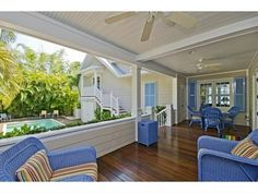 porch and pool, Naples, FL 34102