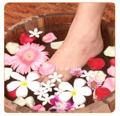 If you haven't got the time or money for a holiday, why not indulge in a spa day instead. Get pampered and relax!