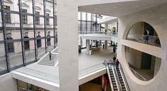 Sur l'avenue Unter den Linden, le Zeughaus abrite le Deutsches Historisches Museum, oùil faut deux bonnes heures pour parcourir 2000 ans d'histoire allemande et européenne.