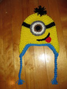 Minion Hat I need this