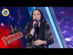 (17) Veronika Vráblová - Jediný a jediná (Zuzana Smatanová) - The VOICE Česko Slovensko 2019 - YouTube