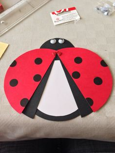 Invitation anniversaire coccinelle Ladybug, Kids Rugs, Birthday, Diy, Images, Charlotte, Student, Food, Craft