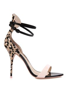 87fef29c4106 Nicole Sketch Camo leather sandals   Sophia Webster   MATCHESFASHION.COM UK  Boote, Nackt