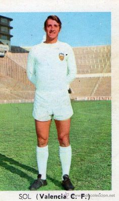 SOL (Valencia C.F. -1970-71) Ed. Fher