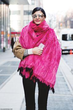 Gio all bright & shiny. NYC. #GiovannaBattaglia