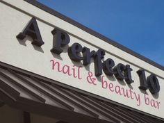 1000 Images About Exterior Signage On Pinterest Channel