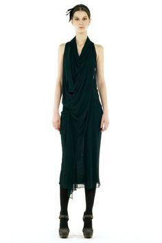 Donna Karan Pre-Fall 2008 Fashion Show - Alyona Osmanova