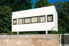 Fondation Le Corbusier - Réalisations - Villa Savoye