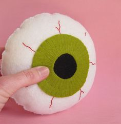 Eyeball pillows!