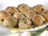 Cranberry Hot Cross buns - FamilyTime.com -