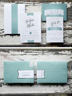 marta harding wedding invitations via www.afinelineblog.com