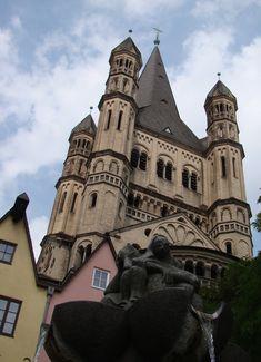 Wonderful Cologne http://www.travelandtransitions.com/european-travel/