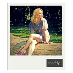 grey tunic with geometric deer print from MODSLY collection 2015